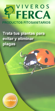 Tienda de jardinería productos fitosanitarios